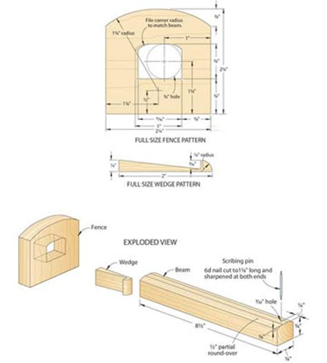 woodwork marking diy marking plans plans free