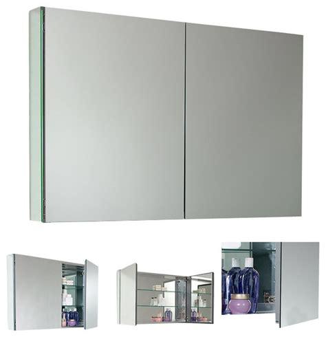 modern bathroom medicine cabinet fresca large bathroom medicine cabinet w mirrors modern
