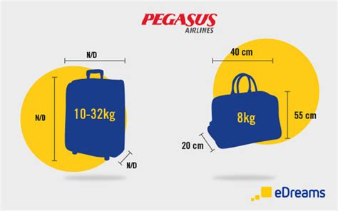 united air baggage pegasus airlines luggage and checked baggage allowances