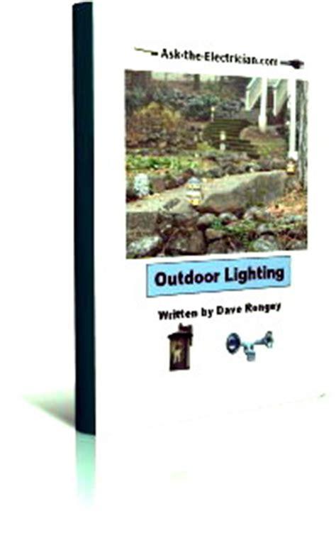 landscape lighting book outdoor lighting book