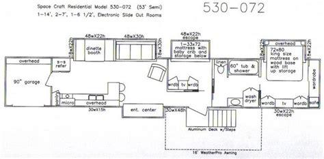 diy floor cer trailer plans trailer conversion floor plans 100 images diy cer