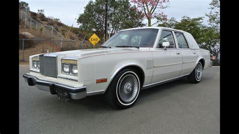 1985 Chrysler 5th Avenue by 1985 Chrysler 5th Avenue Value