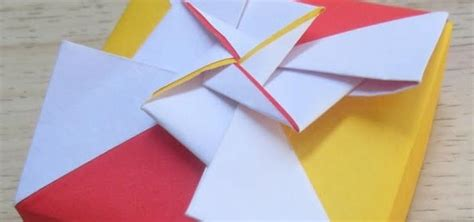 origami fancy box how to make an origami square box lid fancy pinwheels