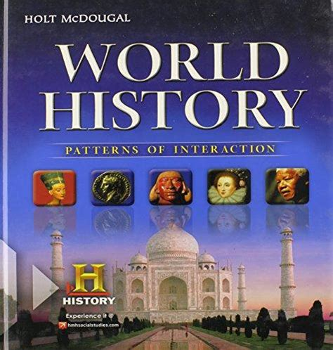 picture of a history book holt rinehart winston textbooks page 1 direct textbook