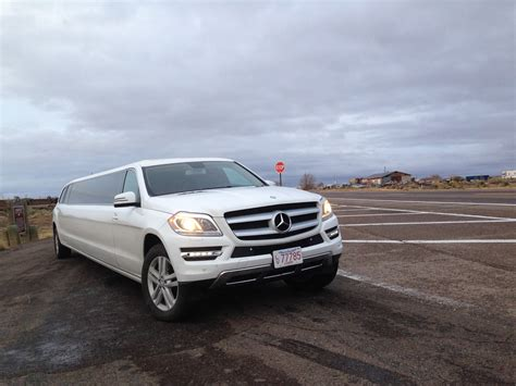 Mercedes Limousine by Expo Limo Introduces New Mercedes Limousine