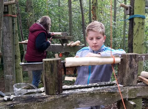 Woodland Crafts Courses