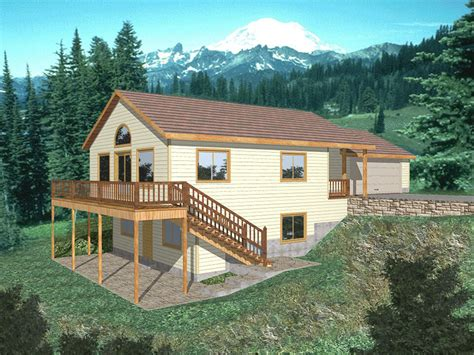 house plans for sloping lots sloped lot plan source abuse report sloping house plans house plans 69470
