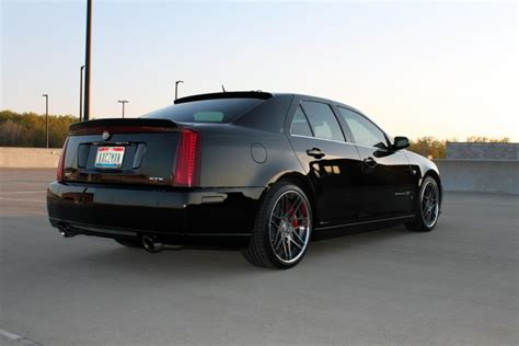sts custom fs 2006 cadillac sts v supercharged 573hp 583 tq custom