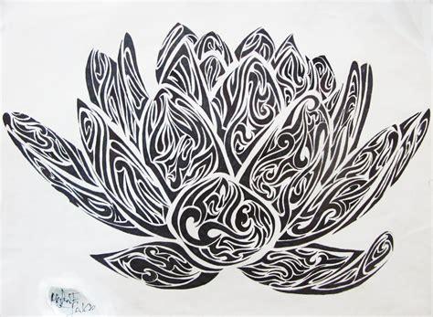 lotus design by griffon2745 on deviantart