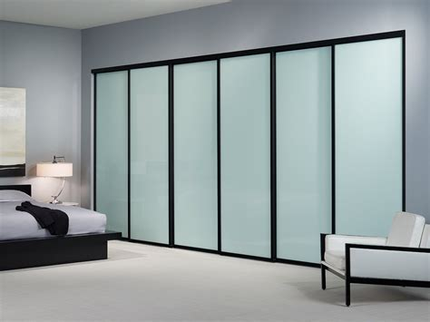 closet doors with glass the details of frosted glass doors med home design