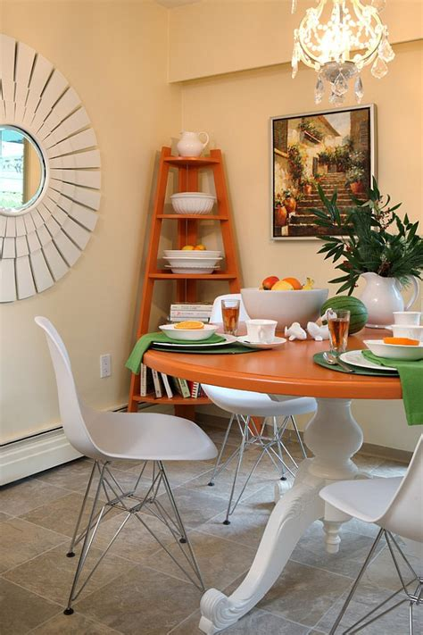 Corner Of A Room dining room corner decorating ideas space saving solutions