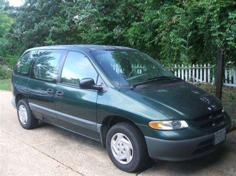 how make cars 1998 dodge grand caravan security system find used 1998 dodge grand caravan se mini passenger van 4 door 3 3l in florissant missouri