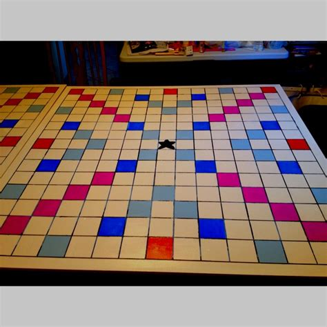 outdoor scrabble board 17 best images about scrabble on tile crafts