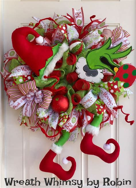 grinch theme best 25 grinch decorations ideas on