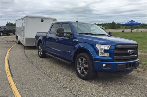 Ford F 150 by 2017 Ford F 150 Drive Review Motor Trend