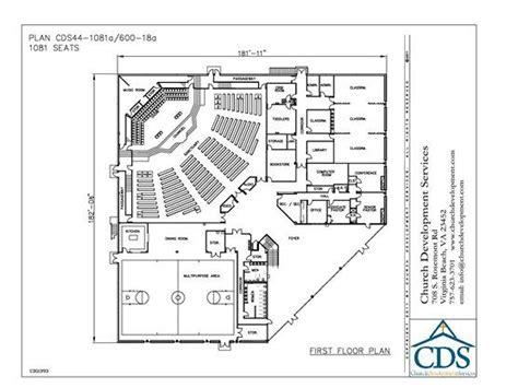 small church floor plans small church building plans church building plan 44 1081 600 18 church plan source church