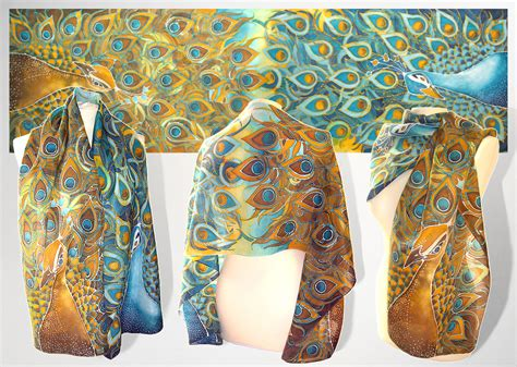 scarves for sale peacock silk scarf for sale by minkulul on deviantart