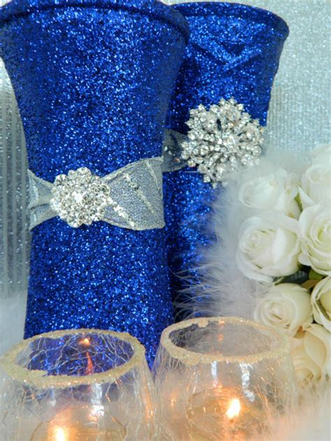 blue and silver centerpieces top 28 blue and silver wedding centerpieces silver