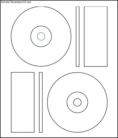 easy cd labels template pictures to pin on pinterest