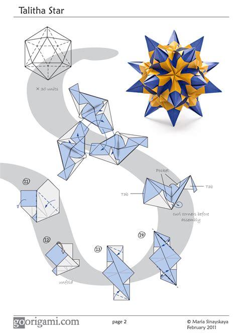 origami modular diagrams talitha by sinayskaya diagram go origami