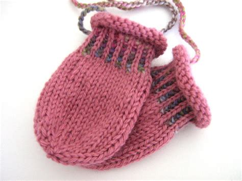 baby mitten pattern knitting baby mittens quot mitts by arly knitting pattern