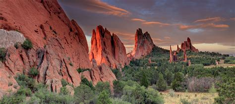 Garden Of The Gods Location Colorado Springs Tourist Attractions And Best Things To Do