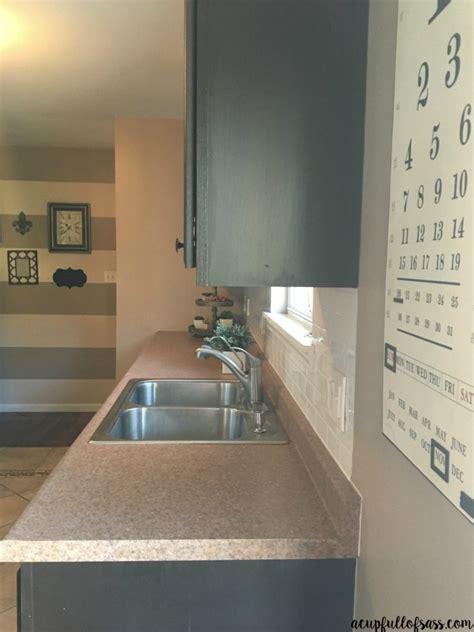 kitchen backsplash peel and stick smart tiles kitchen backsplash a cup of sass
