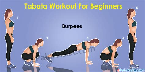 for beginners tabata workouts for beginners
