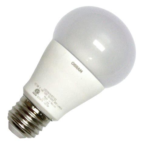 sylvania led lights sylvania 79153 led10a19 827 g3bl a19 a line pear led