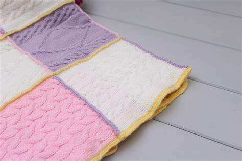 blanket knitting machine how to machine knit a patchwork blanket hobbycraft