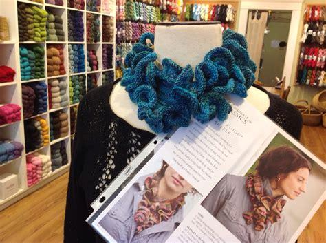 knitting shops vancouver the koigu ruffle three bags yarn store vancouver