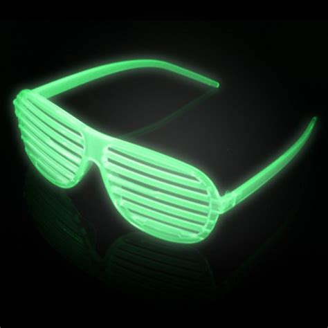 glow in the glow in the sunglasses