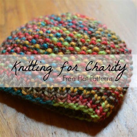 knitting charity uk knitting for charity 29 hat patterns allfreeknitting