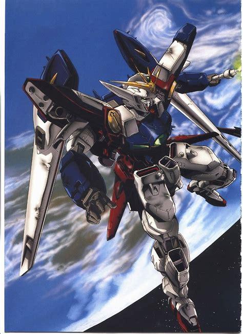 Wing 0 Gundam Comic