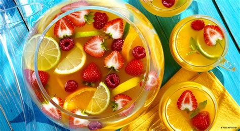non alcoholic punch recipes for berry punch with citrus recipe for non alcoholic punch