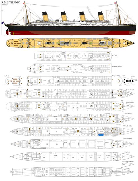 titanic floor plan titanic favourites by seth243 on deviantart