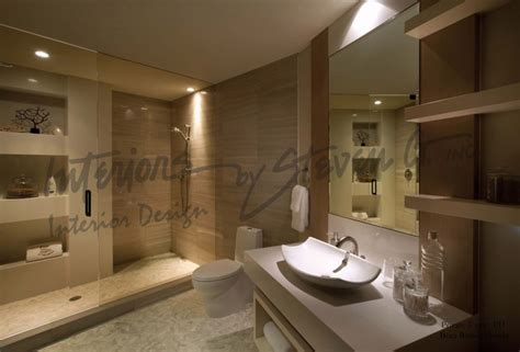 modern homes bathrooms interiors by steven g modern bathroom miami by
