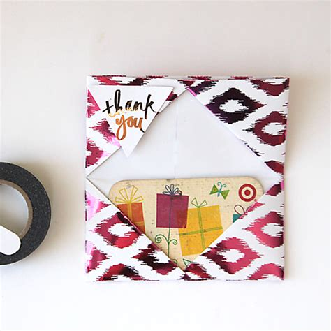 how to make a gift card box easy diy gift bag boxes and gift card holder it s