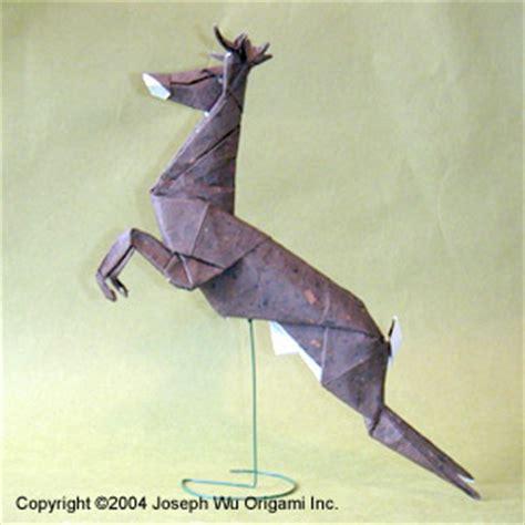 origami deer diagram joseph wu s origami page