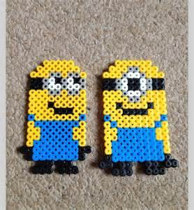 minion hama bead patterns 25 best images about minion on perler