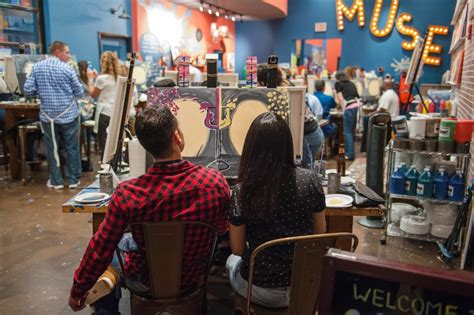 muse paint bar promo code white plains muse paintbar opens in ridge hill this august yonkers