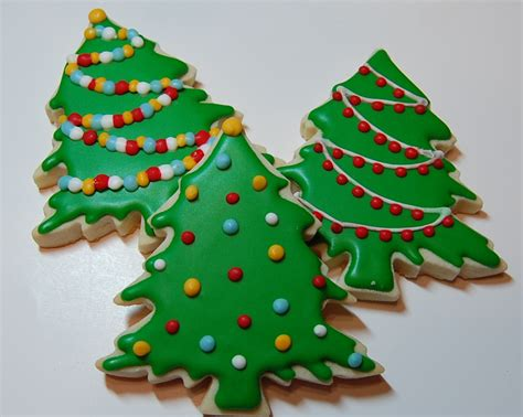 tree with cookies iced sugar cookies search cookie