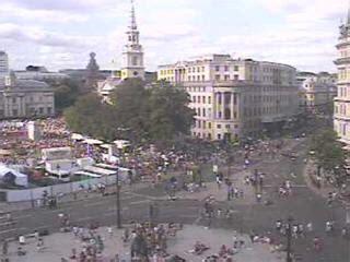 web cam london trafalgar square webcam london live web cam