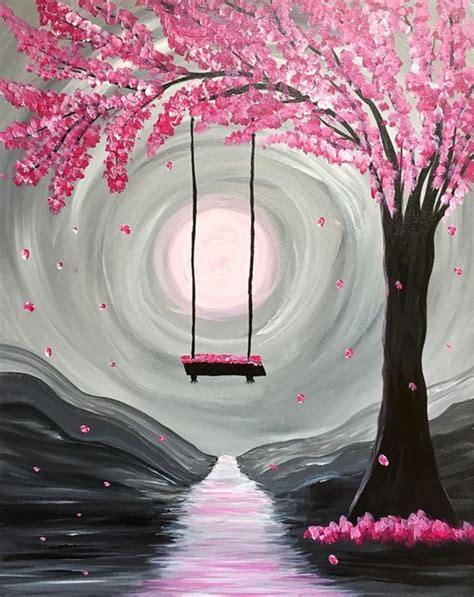 paint nite delaware 40 easy canvas painting ideas for