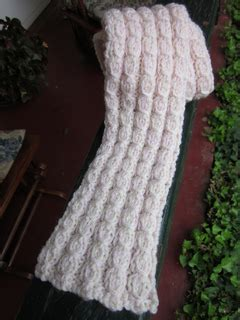mock cable knit scarf pattern ravelry mock cable scarf pattern by piper s of