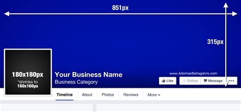 profile picture size how to create a seamless cover photo and profile