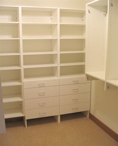closet shelving systems will a custom closet organization system work for me