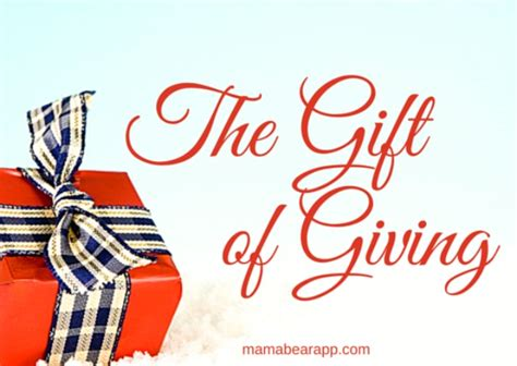 for to give as gifts the gift of giving quotes quotesgram