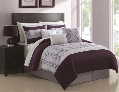 plum king comforter set embroidery machine for home business 2017 2018 best