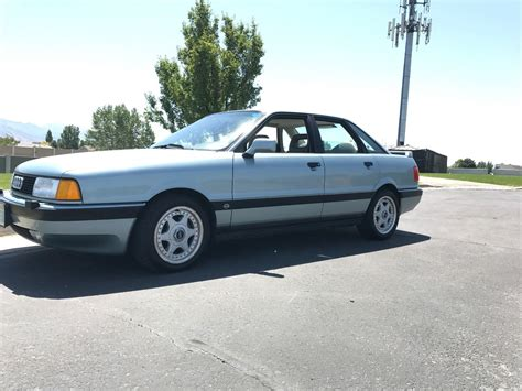 Audi 90 Quattro For Sale by 1991 Audi 90 Quattro 20v With 23 000 German Cars